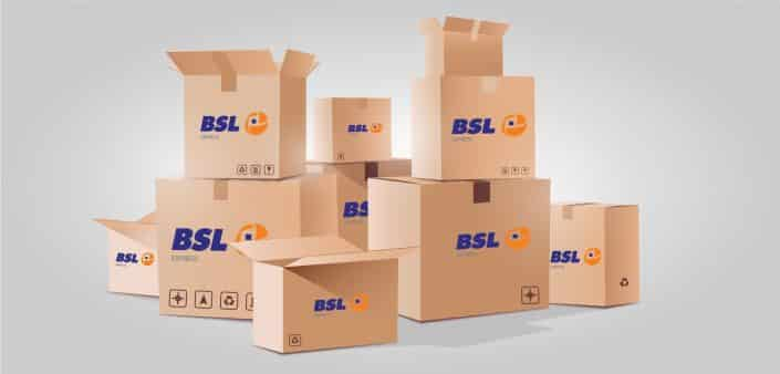 BSL Express Boxes