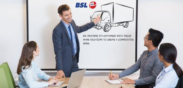 BSL Logistics Meeting